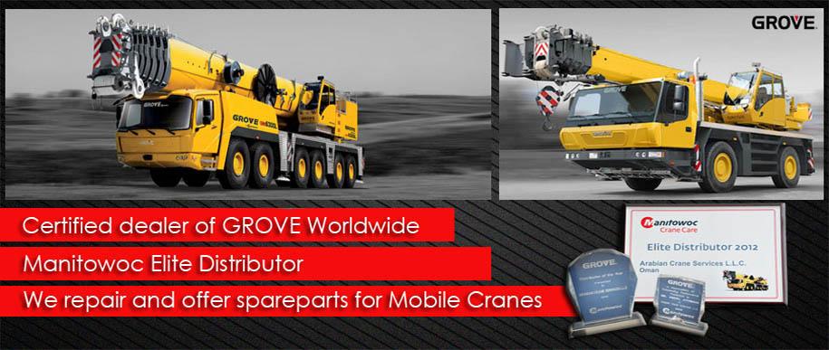 Mobile Crane Sales and Service   Crane Parts and Accessories